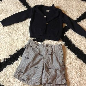 12-18 Mo Boys Outfit